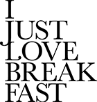 I Just Love Breakfast logo
