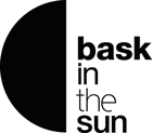 Bask in the Sun logo